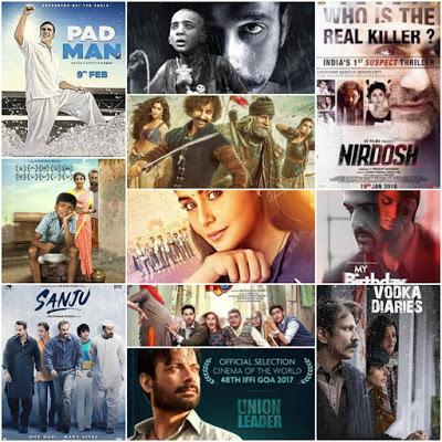 मेगा बजट फ्लॉप शो: 2018 सफ़र सिनेमा का, (तेजस पूनिया)