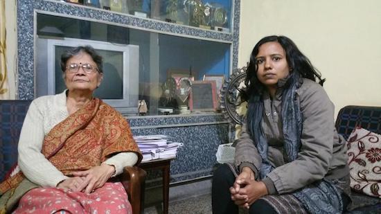 स्त्री विमर्श कई आयाम: साक्षात्कार (नमिता सिंह से अनीता चौधरी)
