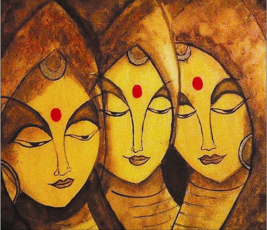 स्त्री: तीन कहानियां,  (अरविंद जैन)
