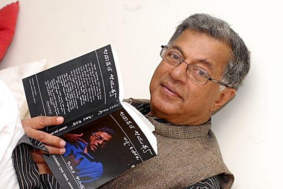 गिरीश कर्नाड को खोजता नाटक: (अनीश अंकुर)